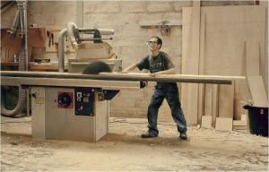 artisan menuisier et poseur de plafond