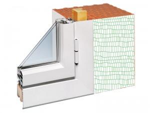 Pose de portes et fenêtres pvc alu et en bois
