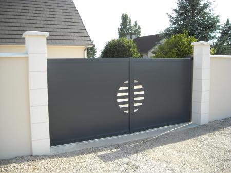 esprit partenaire fourniture et installation portail. Black Bedroom Furniture Sets. Home Design Ideas